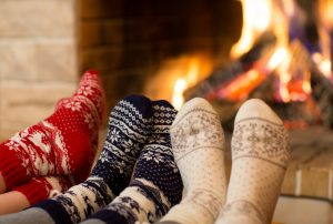 holiday foot care